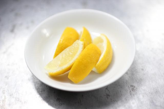 レモンサワーの作り方6