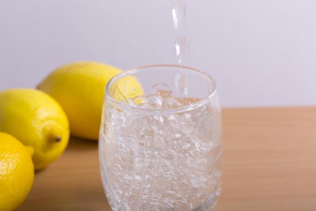 レモンサワーの作り方7