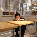 錦糸町に醸造所⁉色鮮やかな「北斎」のビールを飲みにいってみたら